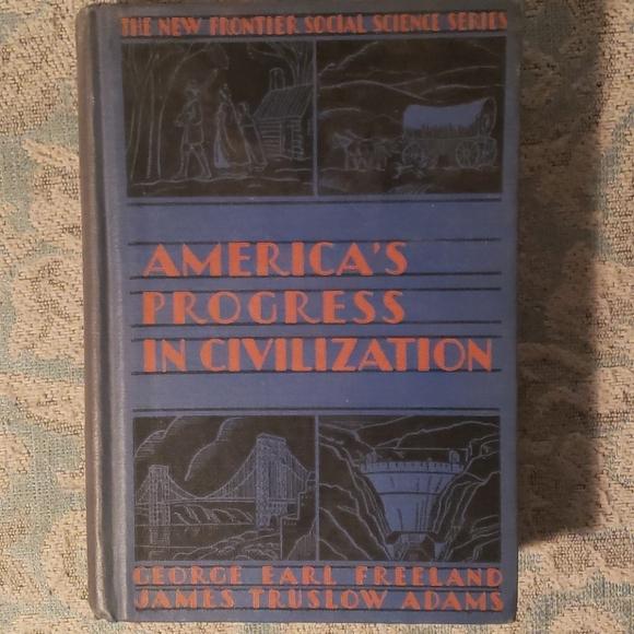 (1942) America's Progress in Civilization